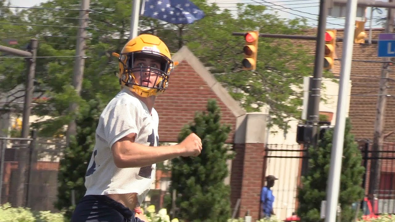 Strong start matters to St  Ignatius: 2019 football camp tour