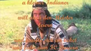 Ein kleiner Indianer (Abahatschi version) +lyrics
