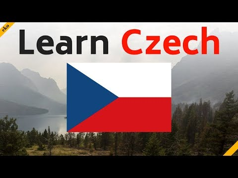 Learn Czech While You Sleep 😀  Most Important Czech Phrases and Words 😀 English/Czech (8 Hours)