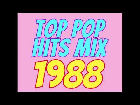 Top Pop Hits of 1988 Mix
