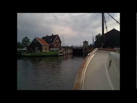Friesland Canal Cruising