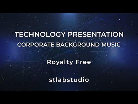 Technology Presentation - [Royalty Free Corporate Technology Background music]