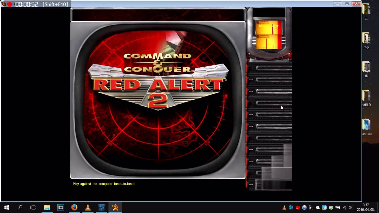 red alert single player download
