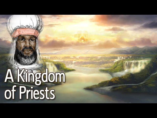 A Kingdom of Priests