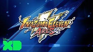 Trailer  | Inazuma Eleven Ares | Disney XD