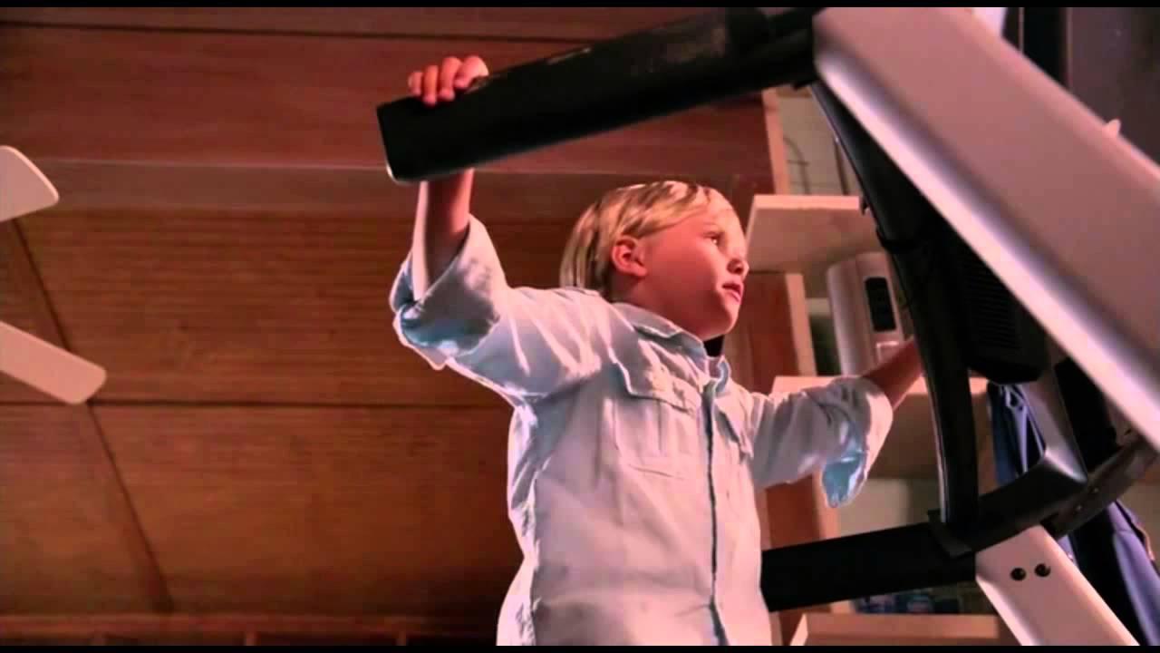 Harrison Morgan Falling On Treadmill Non Retarded Version