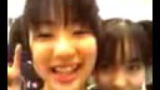 February 28th, 2006 Nacchan sings a little bit of 桜の花びらたち, a...