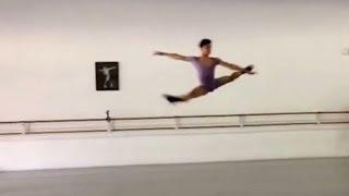 The Male Ballet Dancer (JORGE BARANI)