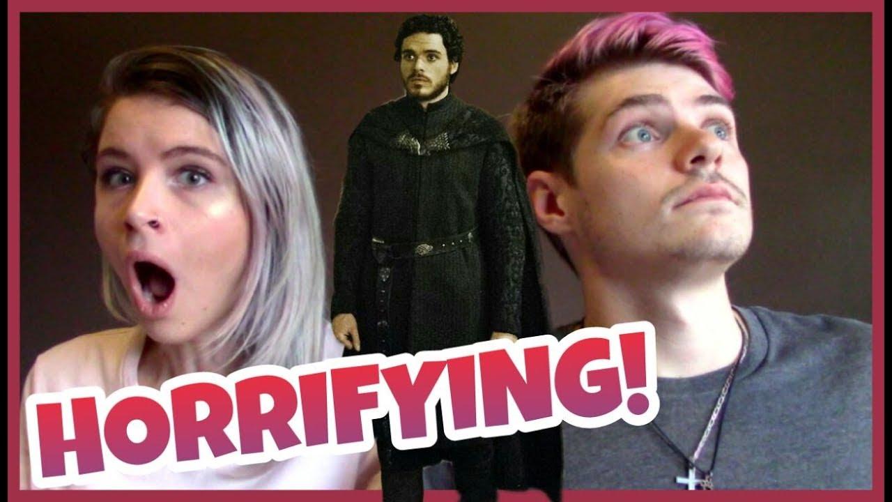 The Red Wedding Reacting To Of Thrones Season 3 Episode 9