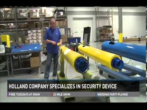 "WZZM: Code Blue featured on ""Made in Michigan"" series"