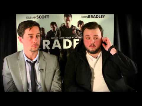 TRADERS - Interview with John Bradley (Game Of Thrones) & Killian Scott (Love/Hate)
