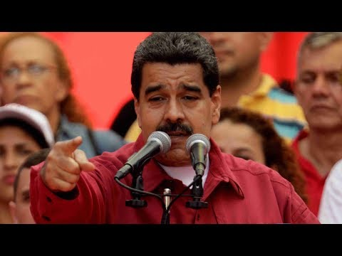 Venezuela's Maduro calls for military exercises after Trump's threat