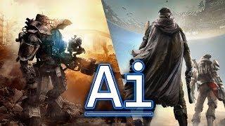 Titanfall vs Destiny - Sony Responds To Titanfall Hype