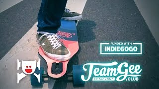 TeamGee H9 Electric Skateboard on Indiegogo – Should you get it?