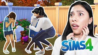 MY HUSBAND DIED...AGAIN! THE KIDS ARE HEARTBROKEN! - The Sims 4 - My Sims Life