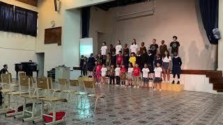 「僕らの地球」〜ナイロビ日本人学校50周年記念委嘱作品〜