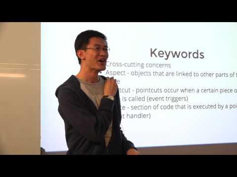 Aspect Oriented Programming - Talk.JS