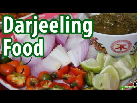 Comforting Motherly Food at Darjeeling Restaurant, India