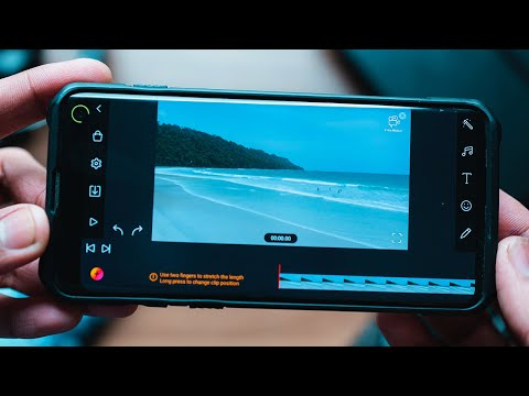 Best PROFESSIONAL Video Editing Apps For Android In 2020!