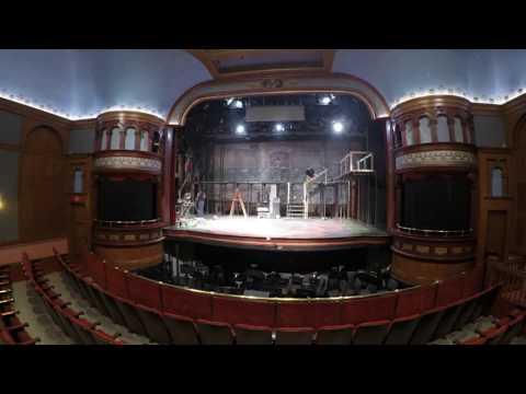 "Getting Ready for ""La Traviata"" (Opera House Time Lapse)"