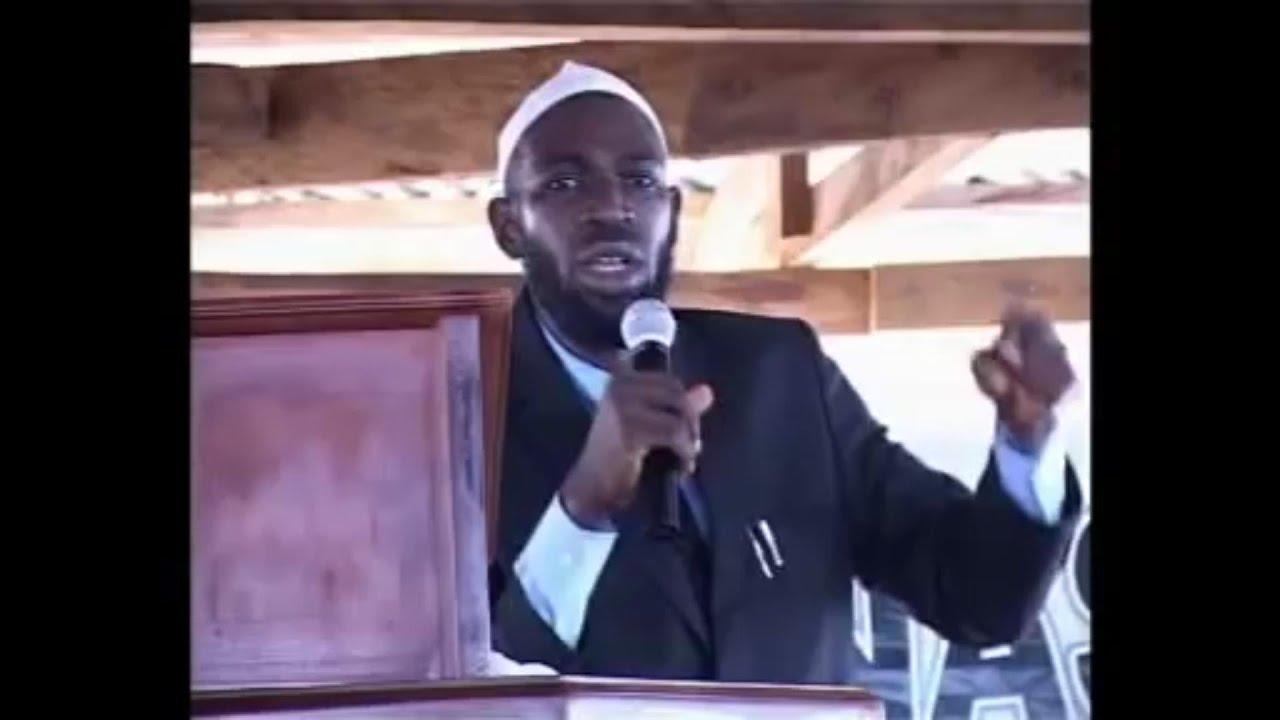 Download Password to Eternal Bliss (Part 1) - Mallam Yusuf Adepoju at NASFAT Abuja.