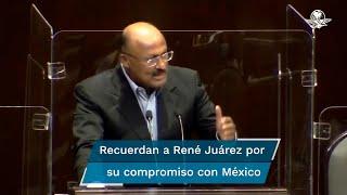 Políticos de distintos partidos políticos e integrantes del Gabinete del presidente Andrés Manuel López Obrador lamentaron la muerte del exgobernador de Guerrero y exdirigente nacional del PRI