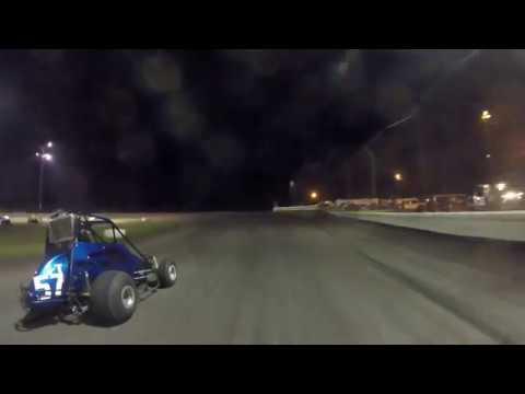 Gulf Coast Speedway 3-25-17 Sportman Class