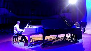 Tsfasman (Цфасман) - Jazz-Suita - Ilona Turchaninova & Andrey Netreba