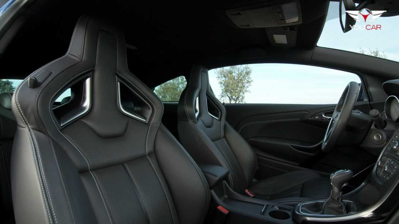 2013 astra opc interior youtube