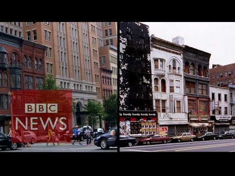 Washington DC: From murder capital to boomtown - BBC News