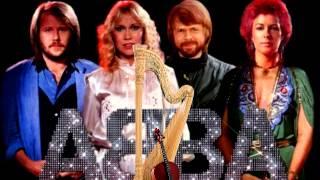 �������� ���� ABBA на арфе и скрипке ( Happy New Year ) ������