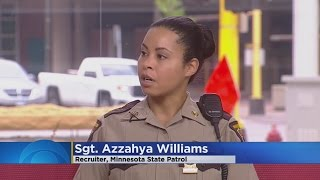 Interview: Minn. State Trooper Talks Hiring Process