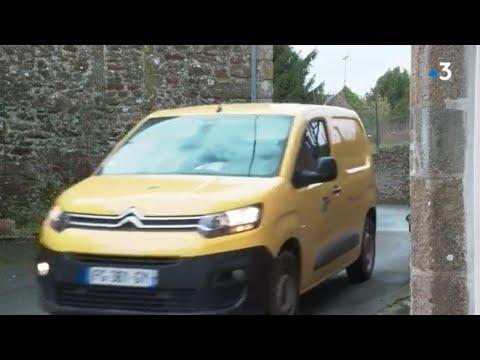 Mayenne : le quotidien des services de La Poste en 2021