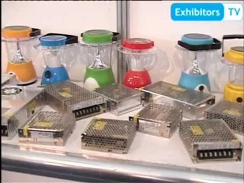 Ilamps Int'l Trade(Beijing)Co.Ltd-producing Solar Inventers,Solar Panels, Solar Lamps(Exhibitors TV)