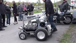 V8 Barstool Racer