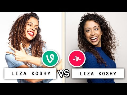 Liza Koshy Best Vines vs Musical.ly Compilation / Who's the Best