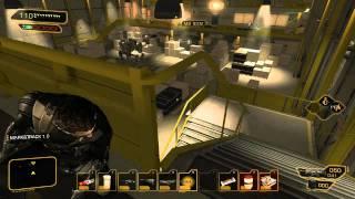 Deus Ex: Human Revolution - 43 - Belltower Dock II