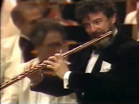 J.S. BACH Badinerie By James Galway
