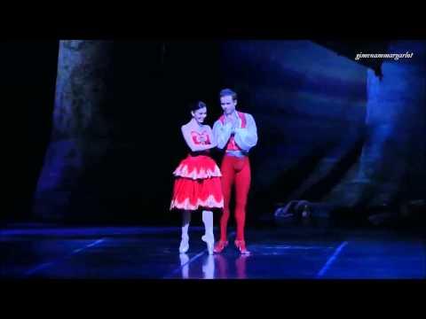 Nureyev's Don Quixote - Natalia Osipova and Leonid Sarafanov - Act II