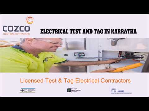 Electrical Inspection Services Karratha - Contact us on 0408 763 833 - https://cozco.com.au
