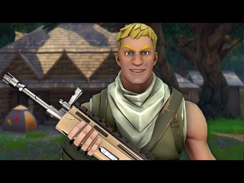 The Life Of A Fortnite Default  (SFM Animation)
