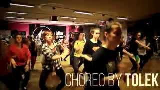 MNEK - The Rhythm | Dance Choreography (by Tolek) |