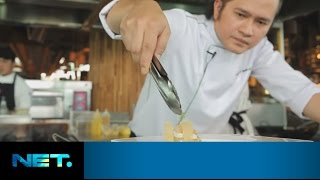 Vincent & Desta - Crazy Edamame Soup | Chefs Table | Chef Chandra | Netmediatama