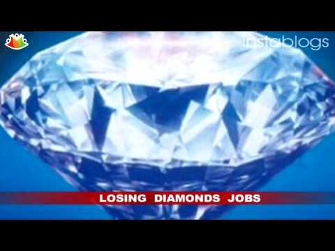 Economic crisis hit Surat Diamond trade