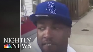 Chicago Violence Underscored by Video of Man Shot While Live Streaming | NBC Nightly News