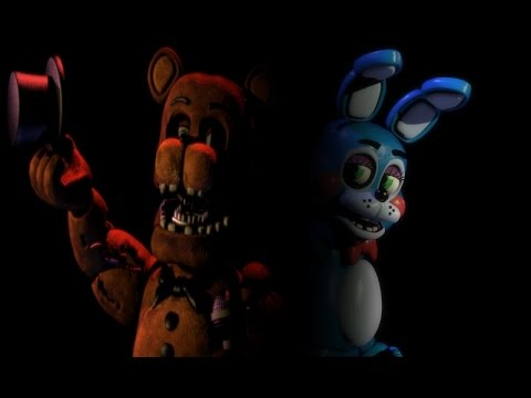Five Nights at Freddy's 2 | Analyzing and Comparing the New Animatronics