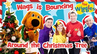 The Wiggles: Wags Is Bouncing Around the Christmas Tree