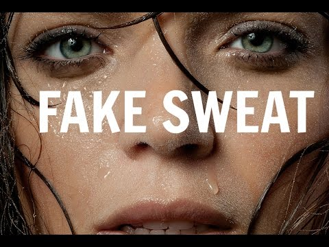 SFX Basics How to make fake sweat | SMASHINBEAUTY