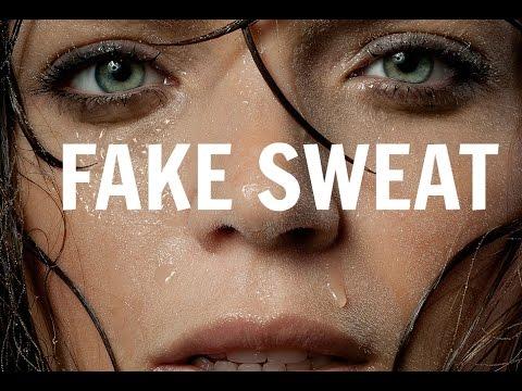 SFX Basics How to make fake sweat | SMASHINBEAUTY