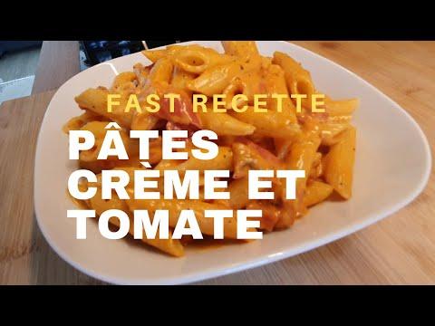 Fast recette pâtes